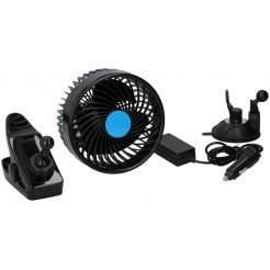 All Ride Auto Ventilator met zuignap en klem