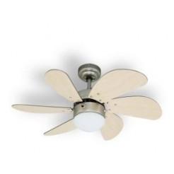Bestron DC30T Plafond Ventilator met Verlichting